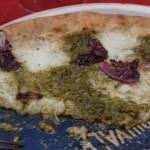 Pizza mit Vollkorn(!)boden
